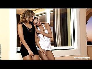 Veranda Vixens by Sapphic Erotica lesbian sex with Anastasia Alexia