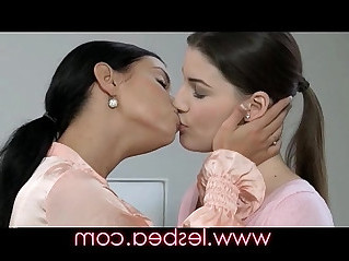 Lesbea Young girl feasting on her lovers wet pussy