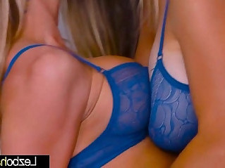 Young girls jessa rhodes and ryan ryans play in front of camera 20