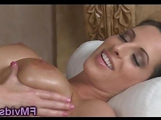 Kortney Kane and Lizz Tayler amazing lesbian massage