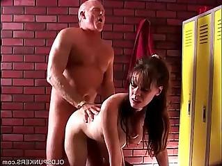 Sexy mature enjoys a fuck and a facial