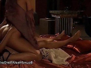 Lesbian Slaves Revenge Riding Her Strap on And Orgasming In Threesome