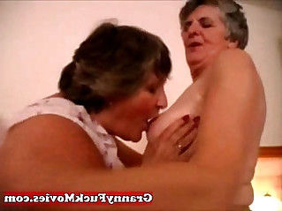 Dirty old fat lesbian couple