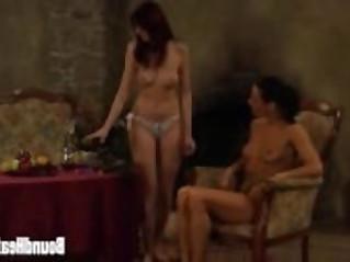 Mistress of Souls II Lesbian Stepsisters In Threesome