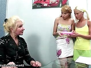 School porn videos featuring lesbian schoolgirls in HQ